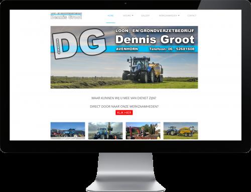 Dennis Groot – Opgeleverd